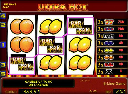 Wygraj w Ultra Hot